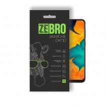 Защитное стекло ZeBro для Samsung A30 2019 clear