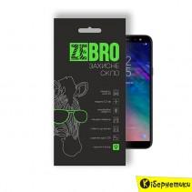 Защитное стекло ZeBro для Samsung A6+ 2018 A605 Clear