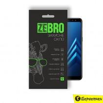 Защитное стекло ZeBro для Samsung A730 A8 Plus Clear