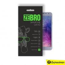 Защитное стекло ZeBro для Samsung J4 2018 J400 Clear