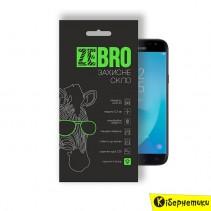 Защитное стекло ZeBro для Samsung J730 Clear