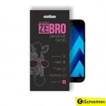 Защитное стекло ZeBro Full Screen для Samsung J730 (J7 2017) Black