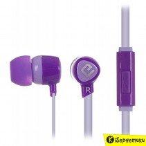 Наушники Ergo VM-201 Violet