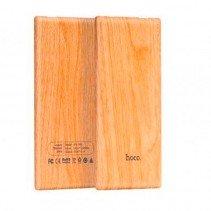 Аккумулятор портативный PowerBank Hoco B10 Wood 7000 mAh Сырая древесина
