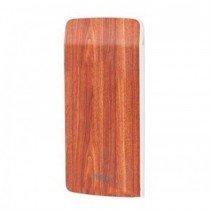 Аккумулятор портативный PowerBank Hoco J5 Деревянный (8000 mAh) красный дуб