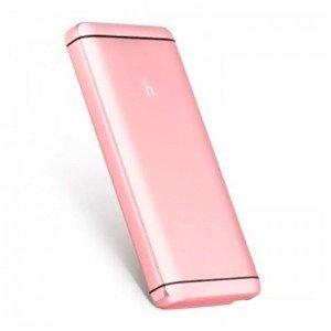 Аккумулятор портативный PowerBank Hoco UPB03 i6 12000 mAh Розово-золотой  - купить