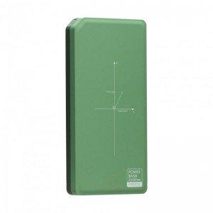 Внешний аккумулятор (Power Bank) REMAX Proda Chicon PPP-33 10000mAh Green
