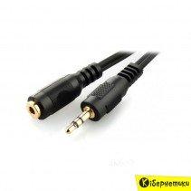 Аудио-кабель Cablexpert CCA-421S-5M, 5м