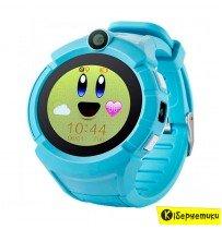 Детские часы SMART BABY WATCH Q610 blue