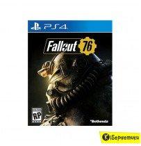 Игра для PS4 на BD диске Fallout 76 [PS4,Russian version] Blu-Ray