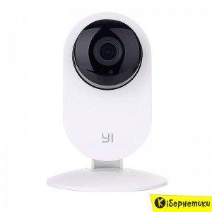 IP-камера видеонаблюдения Xiaomi Yi Home International Edition White  - купить