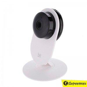 IP-камера видеонаблюдения Xiaomi Yi Home International Edition White