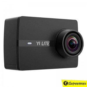 Экшн-камера Yi Lite 4K Action Camera Waterproof KIT Black (YI-97011)  - купить