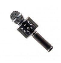 Микрофон-караоке WS558 Черный