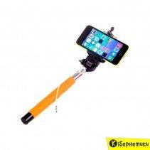 Набор для селфи Selfie Stick cable 3,5