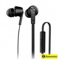 Наушники Xiaomi  Piston Fresh Bloom Mate Black (ZBW4354TY)