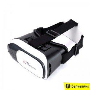 Очки виртуальной реальности Remax (OR) VR Box RT-V01 Black/White