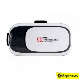 Очки виртуальной реальности Remax (OR) VR Box RT-V01 Black/White  - купить