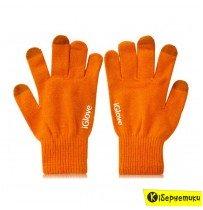 Перчатки для смартфонов iGlove Orange