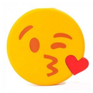 """Power bank Emoji """"Воздушный поцелуй"""" 15000mAh  - купить"""