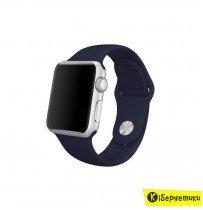 Ремешок Apple Watch Sport Band 42/44mm Dark Blue