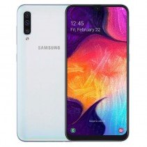 Смартфон Samsung Galaxy A50 64Gb (2019) A505FN White (SM-A505FZWUSEK)