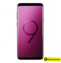 Смартфон Samsung Galaxy S9 SM-G960 64GB Red (SM-G960FZRDSEK)