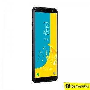 Смартфон Samsung Galaxy J6 2018 Black (SM-J600FZKDSEK)