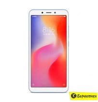 Смартфон Xiaomi Redmi 6 3/64GB Blue (N)