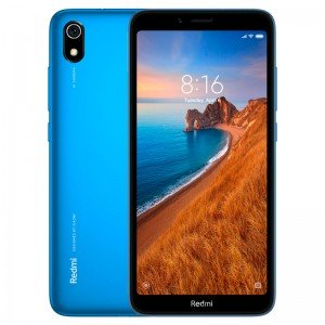 Смартфон Xiaomi Redmi 7A 2/16GB Matte Blue( Gsm)  - купить