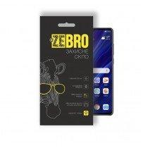 Защитное стекло ZeBro 3D для Huawei P30 Black