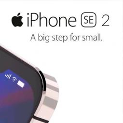 Обновление iPhone SE 2 в мае