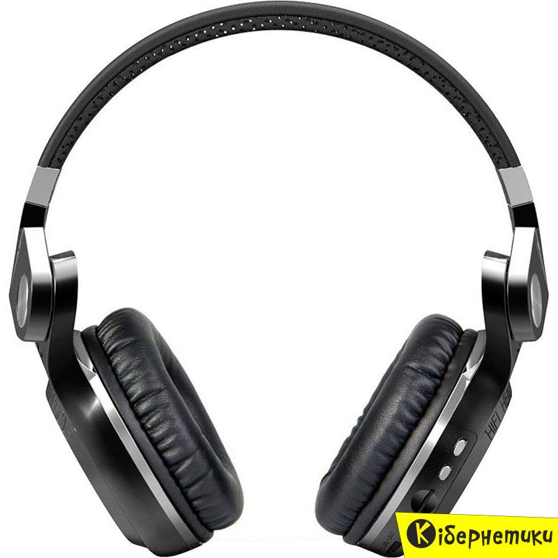 наушники Bluedio T2 Plus Black в интернет магазине кибернетики