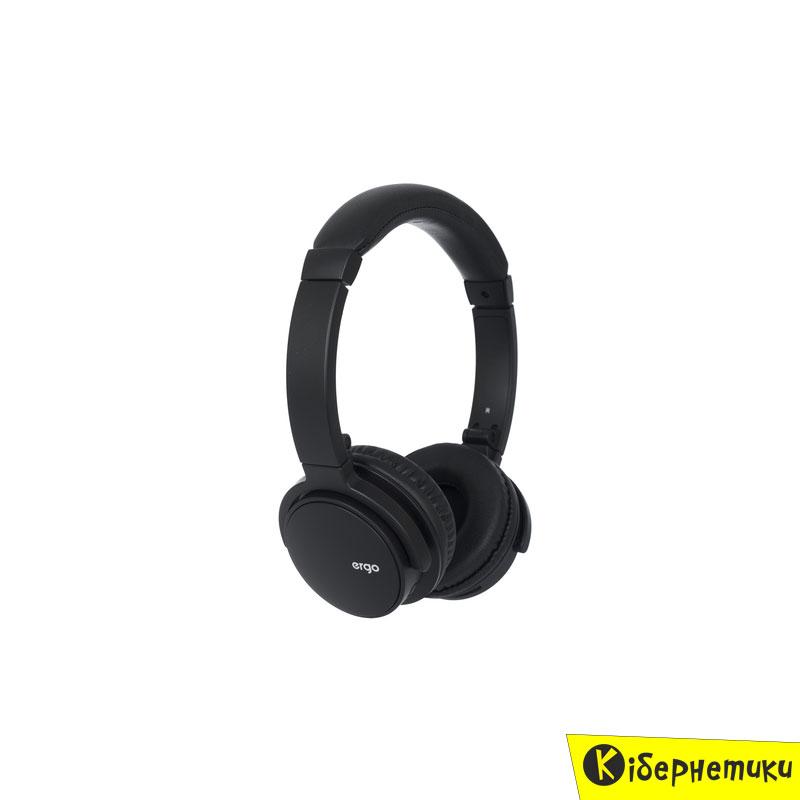 Наушники Ergo BT-490 Black - в интернет магазине Кибернетики 657c85905b1d2