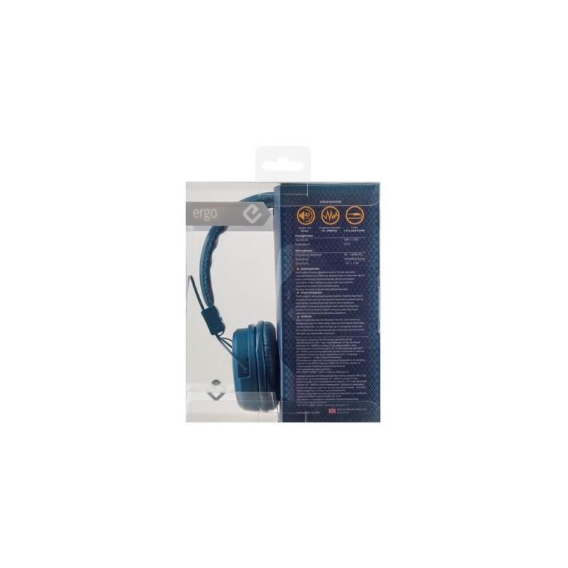 Наушники ERGO VM-360 Cosmic Cobalt - в интернет магазине Кибернетики a295467f0a8