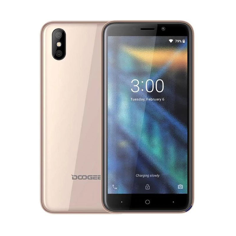 Смартфон Doogee X50 1/8GB Gold