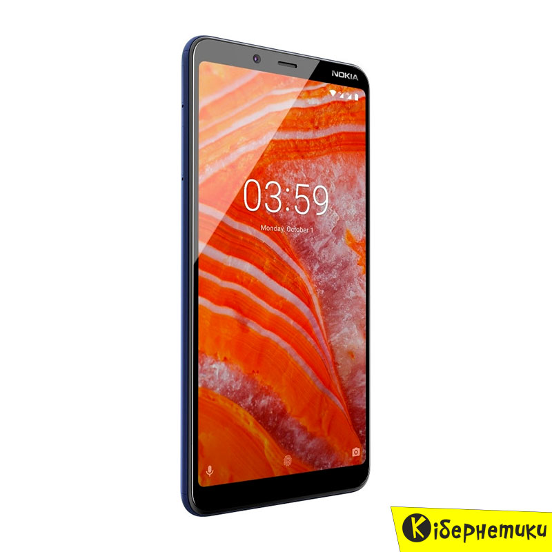 Смартфон Nokia 3.1 Plus 3/32Gb DS Blue (Индиго)