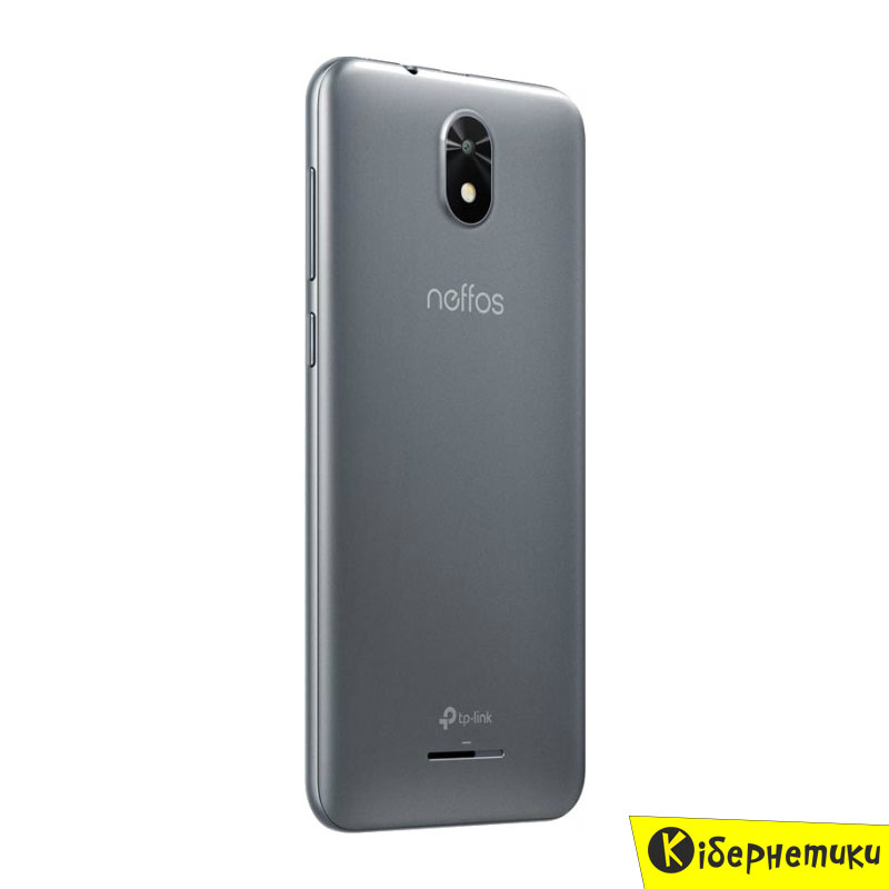 TP-Link Neffos C5 Plus 1/16GB Grey (TP7031A22)