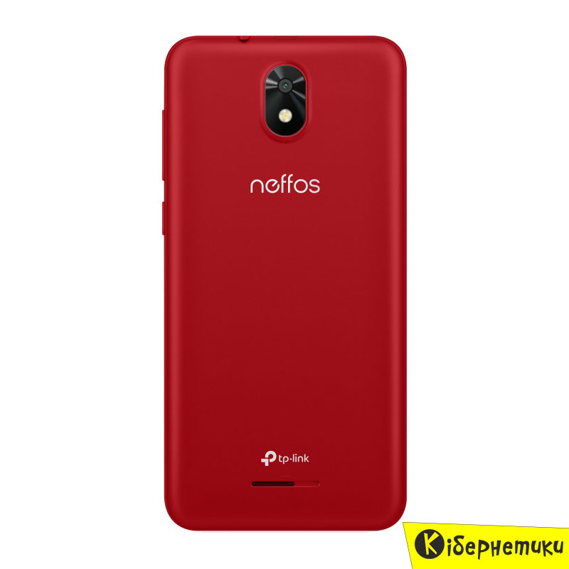 TP-Link Neffos C5 Plus 1/16GB Red (TP7031A82)